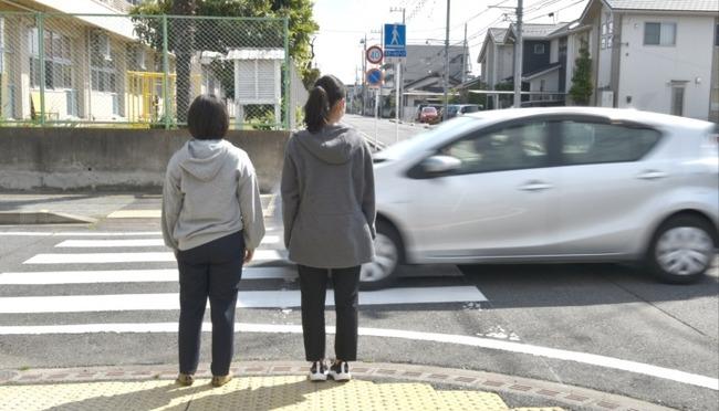 ドライバー 横断歩道 歩行者 譲り合い 切符 理不尽に関連した画像-01