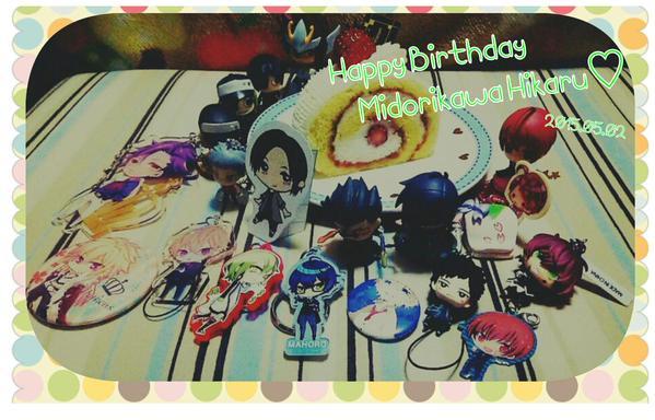 緑川光 グリーンリバーライト 生誕祭 誕生日に関連した画像-10