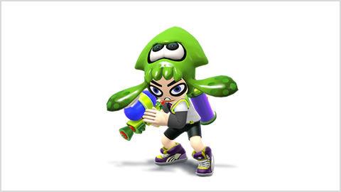 大乱闘スマッシュブラザーズ スプラトゥーン WiiU 3DS マザー3 リュカ Miiファイター コスチューム DLC ダウンロードコンテンツに関連した画像-05