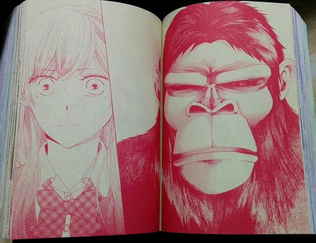 少女漫画 少女マンガ 原始人彼氏に関連した画像-02