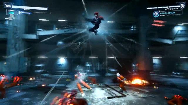 スパイダーマンゲームプレイに関連した画像-07