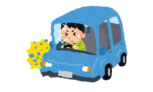 名古屋市パトカー逃走ひき逃げシートベルトに関連した画像-01