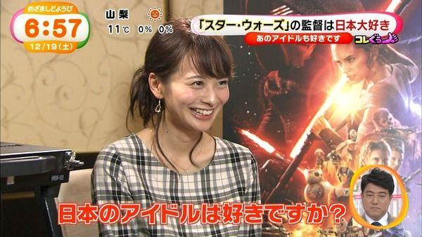 スター・ウォーズ 監督 AKB48 AKB 10年 ガチ勢 スタートレック ハリウッド J・J・エイブラムス エイブラムス めざましテレビに関連した画像-02