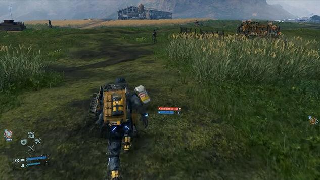 デス・ストランディング 儀式の人 メタルギアソリッド MGSV ミュール戦 スーパープレイ 動画に関連した画像-02