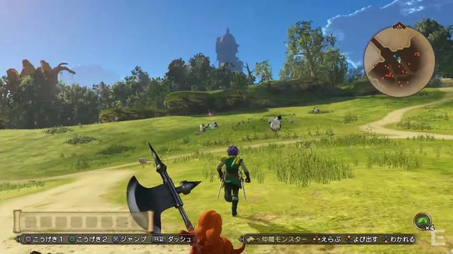 ドラゴンクエストヒーローズ2 双子の王と予言の終わり PS4 PS3 PSVitaに関連した画像-02