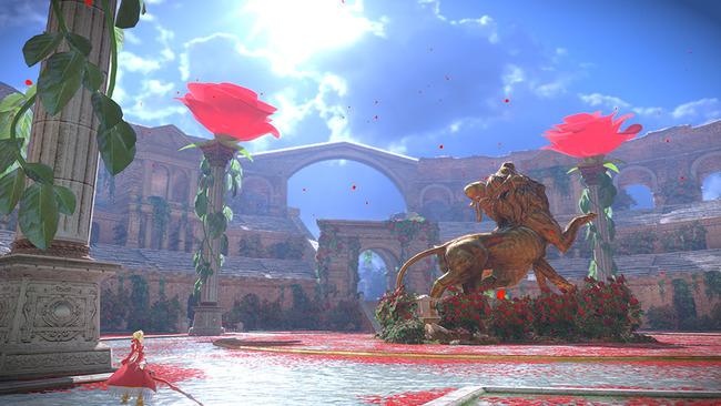 フェイト エクステラ リンク グラフィック ゲーム画面 シャルルマーニュに関連した画像-11