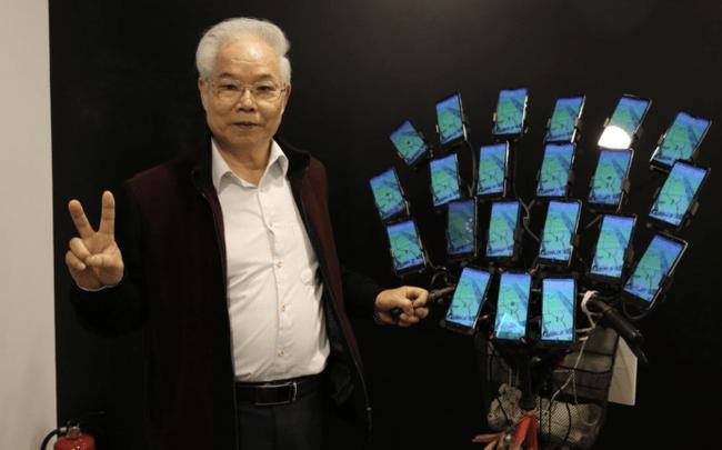 ポケモンおじいちゃん ASUS アンバサダーに関連した画像-01