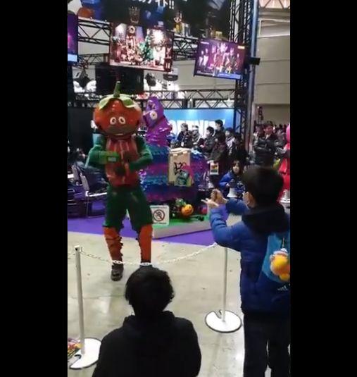 フォートナイト イベント 運営 神対応 エモート 少年に関連した画像-04