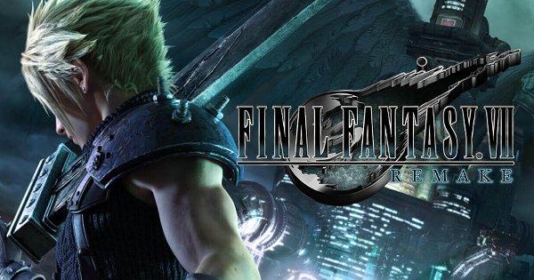 FF7 ファイナルファンタジー7 リメイク 容量 PS4に関連した画像-01
