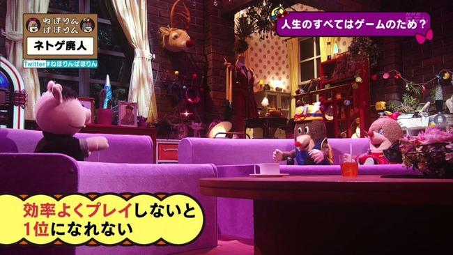 ネトゲ ネトゲ廃人 NHK 特集 ねほりんぱほりんに関連した画像-16