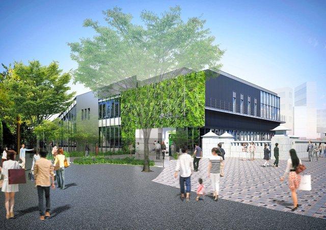 大正時代 都内 最古 木造駅舎 JR 原宿駅 建て替え 改築 に関連した画像-06