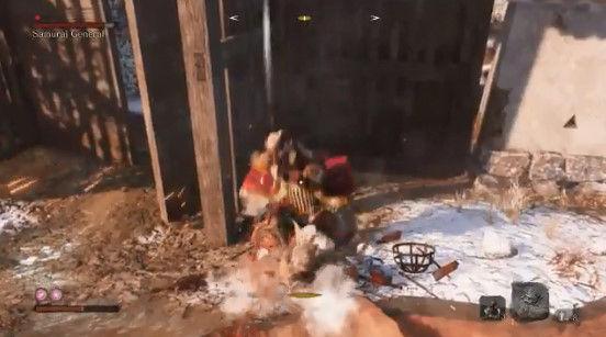 SEKIRO 隻狼 当たり判定 プレイ動画 ヒットボックスに関連した画像-03