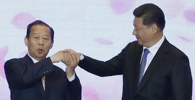 二階幹事長 二階俊博 中国 支援金 寄付 自民党 反対に関連した画像-01