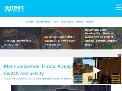 ベヨネッタ3 任天堂 ニンテンドースイッチ PS5 PS4 移植 神谷英樹に関連した画像-02