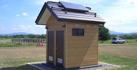 トイレ 強風 小屋 ゴルフ場 屋外 吹き飛ぶに関連した画像-01