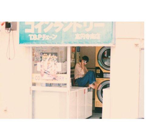 インスタ女子 インスタ蝿 インスタ映え コインランドリー 洗濯機に関連した画像-06