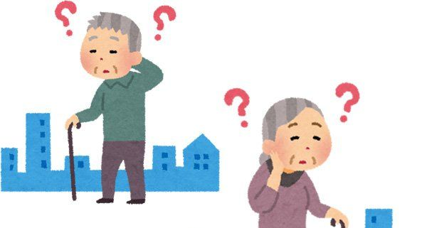 研究者 老化 3段階に関連した画像-01