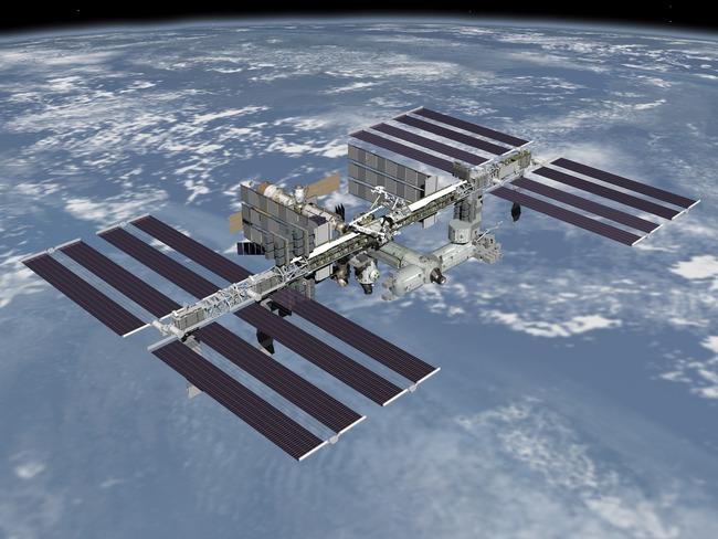 宇宙ステーションに関連した画像-01