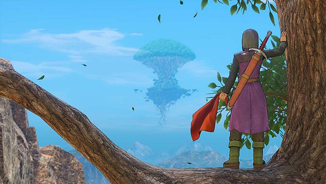 ドラゴンクエスト11 ドラクエ11 比較 3DS PS4 グラフィックに関連した画像-10