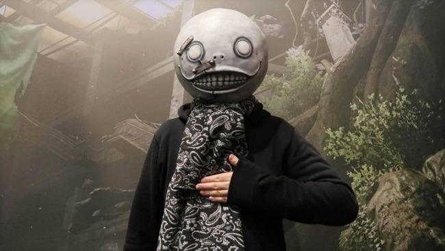 ヨコオタロウ 外国人 神 二次創作 寛容 寛大に関連した画像-01