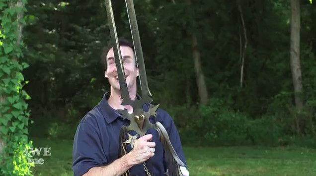 キングダムハーツ 鍛冶屋 職人 キーブレード 約束のお守り 武器に関連した画像-13