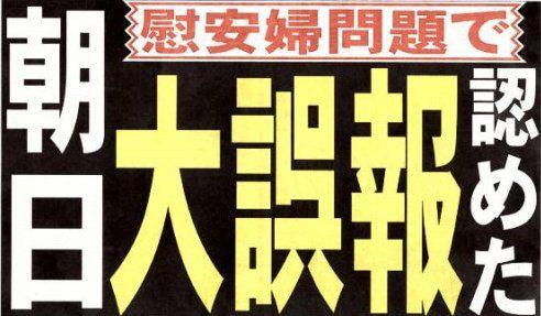 朝日新聞 慰安婦 捏造 謝罪記事 metaタグ 検索避けに関連した画像-01