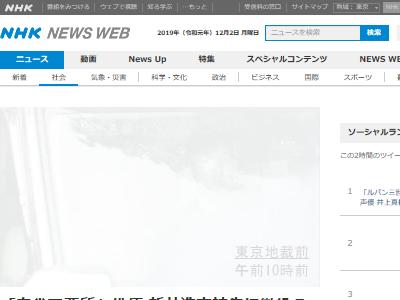 新井浩文 パク・キョンべ 強制性交 実刑判決に関連した画像-02