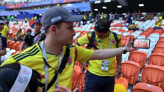 W杯 サッカー ワールドカップ コロンビア 侮辱 日本に関連した画像-05