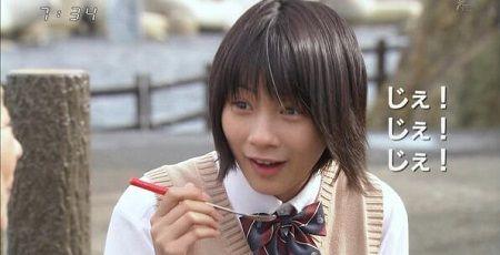能年玲奈 おそ松さん コスプレ 1人6役 エイプリルフール クオリティ カラ松に関連した画像-01