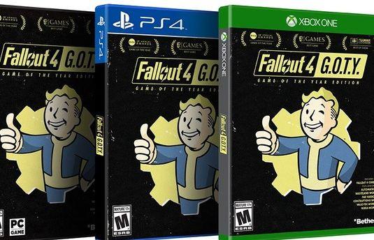 DLC 完全版 フォールアウト4 ゲームオブザイヤー エディション 発売決定に関連した画像-01