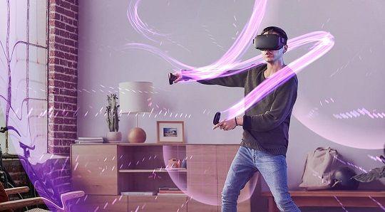 オキュラスクエスト ヘッドマウントディスプレイ VRに関連した画像-01