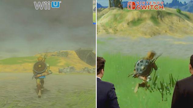 ゼルダの伝説 ニンテンドースイッチ WiiUに関連した画像-10