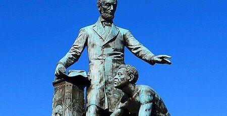 リンカーン 黒人 銅像 奴隷解放記念碑 破壊 歴史 に関連した画像-01