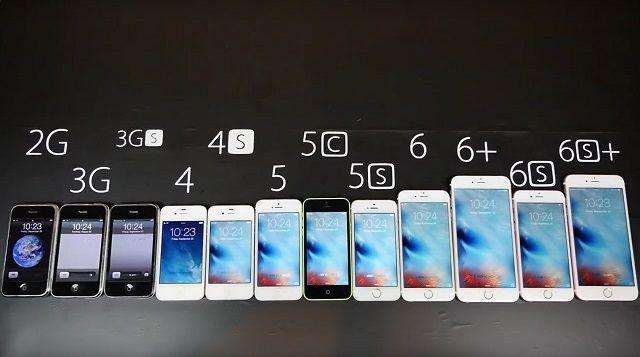 iPhone6s 1300万台 過去最高に関連した画像-01