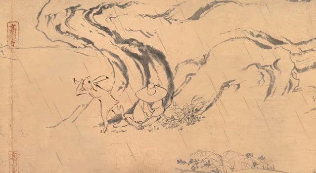 鳥獣戯画 ジブリ アニメ CM 丸紅新電力に関連した画像-04