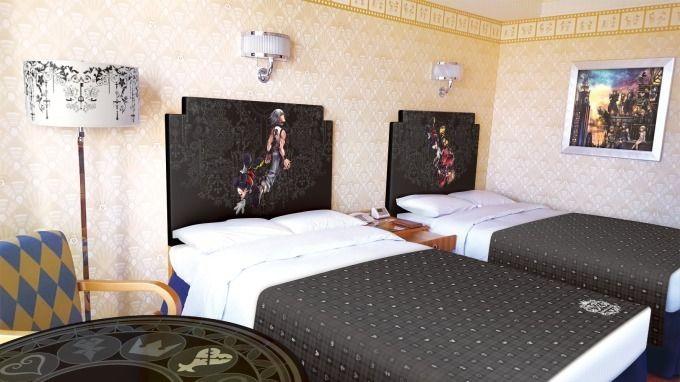 キングダムハーツ ディズニーアンバサダーホテル ルームキー キーブレードに関連した画像-05