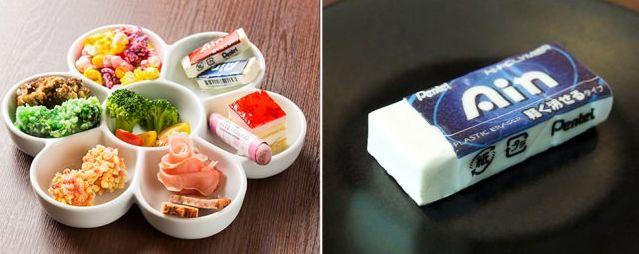 画材 メーカー ぺんてる 公式カフェ ラクガキカフェ メニュー ポスターカラー 消しゴム 修正液に関連した画像-05
