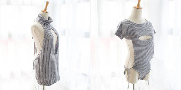 童貞を殺すセーター 新作 新モデルに関連した画像-03