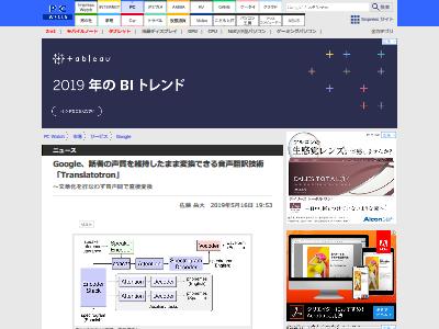 グーグル 音声翻訳技術 Translatotronに関連した画像-02