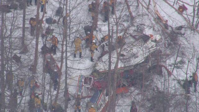 救助 ヘリ 墜落 死亡に関連した画像-01