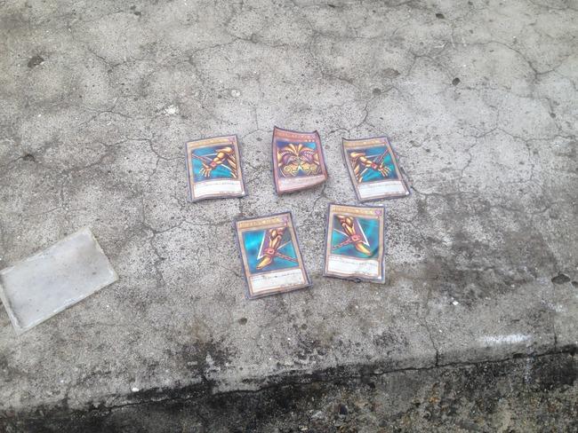 インセクター羽蛾 遊戯王 エクゾディア ツイッターに関連した画像-04