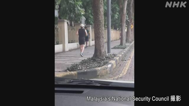 新型コロナ マレーシア 日本人 ジョギング 警察 無視 逮捕に関連した画像-03