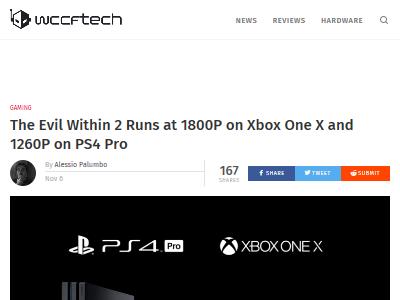 サイコブレイク2 PS4Pro Xboxに関連した画像-02