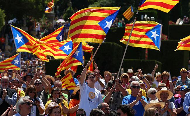 スペイン カタルーニャ州 独立 州政府 中央政府 対立に関連した画像-01