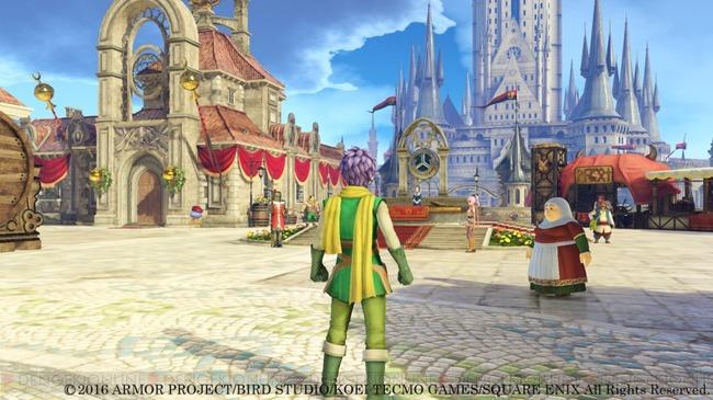 ドラゴンクエストヒーローズ2に関連した画像-03