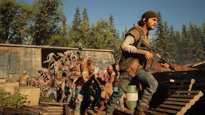 PS4 ゾンビサバイバル DaysGone メインストーリー カットシーンに関連した画像-01