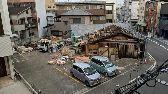 GIGIAZINE倉庫破壊事件 建造物損壊罪 地上げ 警察に関連した画像-04