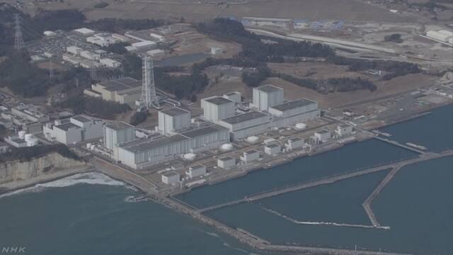 福島第二原発 廃炉 東京電力 福島県 原発に関連した画像-01