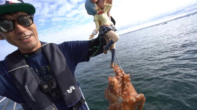 ユーチューバー 魚釣り アニメ フィギュア 魔法少女まどか☆マギカに関連した画像-05
