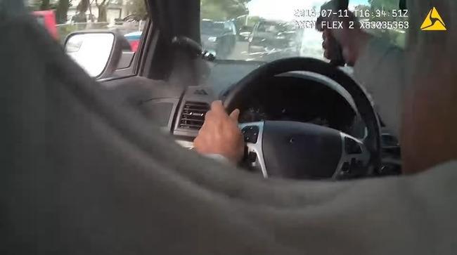 警察官 カーチェイス 発砲に関連した画像-03